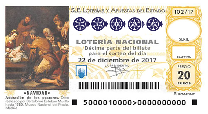 Lotería: págala mediante transferencia bancaria